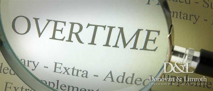 Definition of overtime